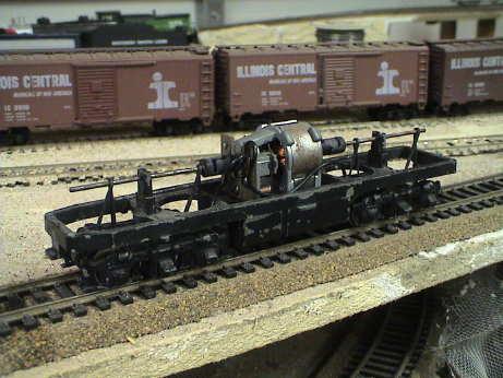 Old Athearn loco motor conversion | ModelRailroadForums com