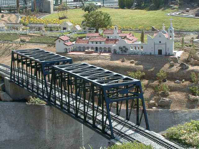 Viaducts, bridges and trestles