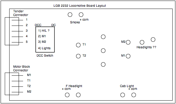 lgb 22232 0 4 0 tips bachmann wiring diagrams loco board layout
