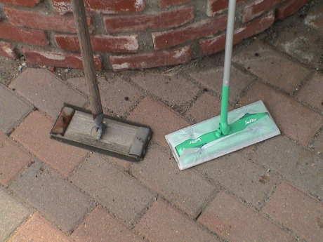 090928 girr drywall sander and swiffer 7762 Swiffer WetJet Spray Mop Floor Cleaner Starter Kit Packaging May Vary