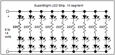 superbright_led_strip_schematic white led tips  at gsmportal.co