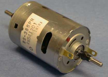 SD45 motor