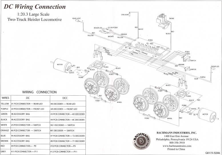 heisler_dc_wiring_diagram_small bachmann heisler tips dcc locomotive wiring diagram at alyssarenee.co